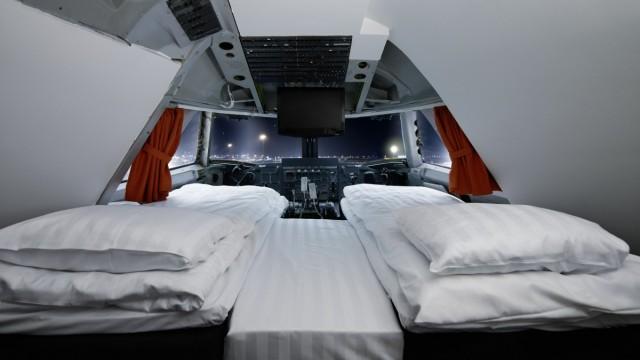 Stockholm: Hostel Jumbo Stay am Flughafen Arlanda