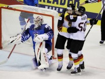 Ice Hockey World Championships - Group A - Finland v Germany