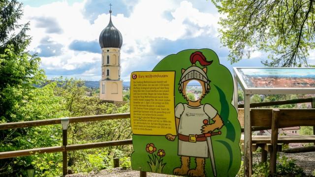 Wolfratshausen An der frischen Luft