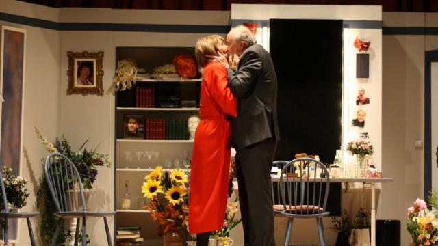 Premiere Geliebte Diva, Theater im Rossstall