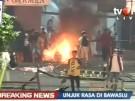 Proteste gegen Wahlergebnis: Tote in Indonesien (Vorschaubild)
