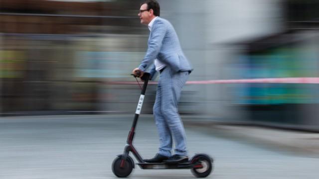 E Scooter Darauf Müssen Besitzer Achten Wirtschaft Süddeutschede