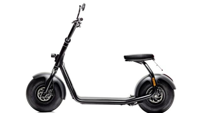 Elektromobilität und alternative Antriebe E-Scooter Scrooser im Test