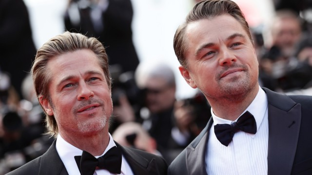 BESTPIX - 'Once Upon A Time In Hollywood' Red Carpet - The 72nd Annual Cannes Film Festival