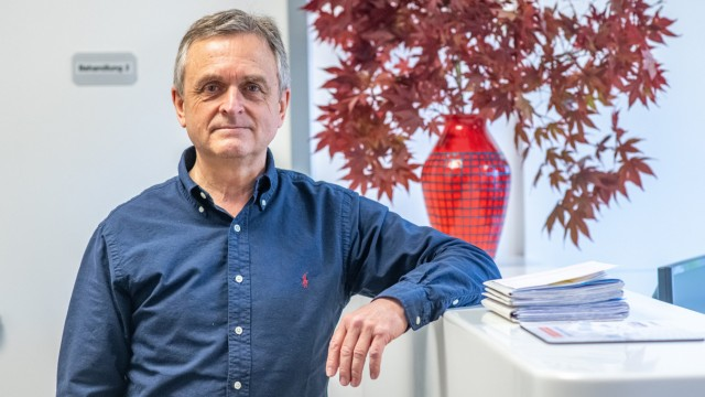 Ärztepräsident Bayern Quitterer