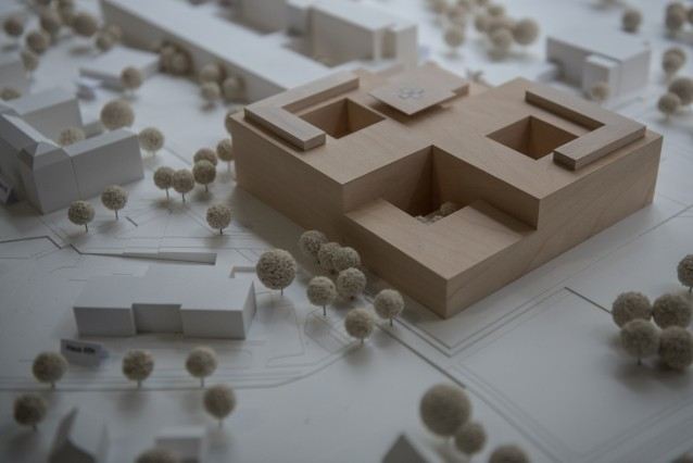 Baustellenbegehung München Klinik Harlaching