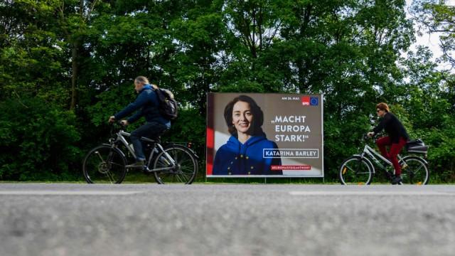 Politik SPD Europawahl