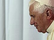 Papst Benedikt XVI. Reuters