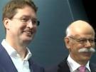 Daimler-Chefwechsel in schwierigen Zeiten (Vorschaubild)