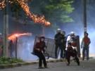 Schwere Ausschreitungen in Jakarta (Vorschaubild)