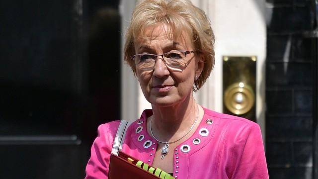 Politik Großbritannien Andrea Leadsom