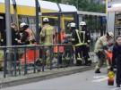 Mann in Berlin vor Tram geschubst - Polizei sucht nach Täter (Vorschaubild)