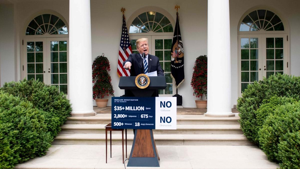 Trump will Zusammenarbeit mit Demokraten aufkündigen
