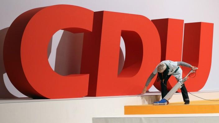 BESTPIX CDU Holds Federal Convention
