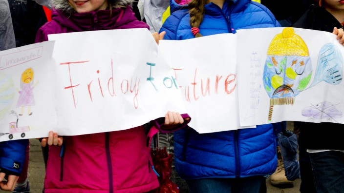 Fridays for Future Grafing