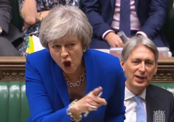 Brexit - Fragen an die Premierministerin