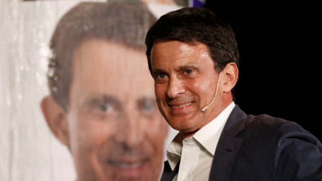 Politik Spanien Manuel Valls