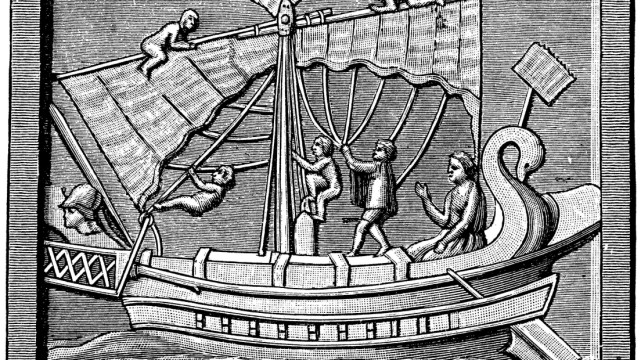 Süddeutsche Zeitung Wissen Antike Schiffe