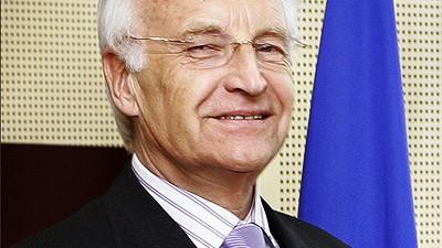 Edmund Stoiber Bürokratieabbau in der EU