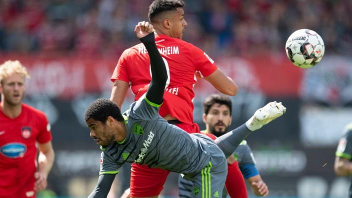 1. FC Heidenheim 1846 v FC Ingolstadt 04 - Second Bundesliga