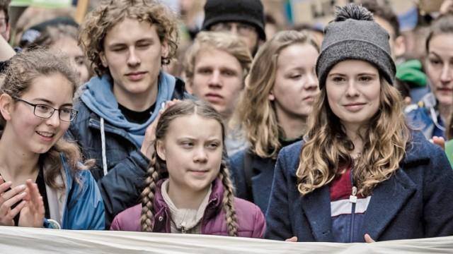 Klima-Schulstreik in Berlin