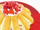 Rezept Erdbeer Kuchen Zuccotta italienisch Nachtisch
