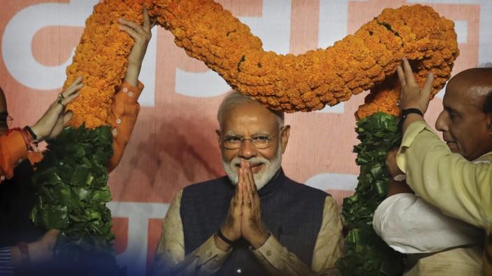 Wahlen in Indien