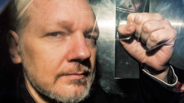 Politik USA Wikileaks