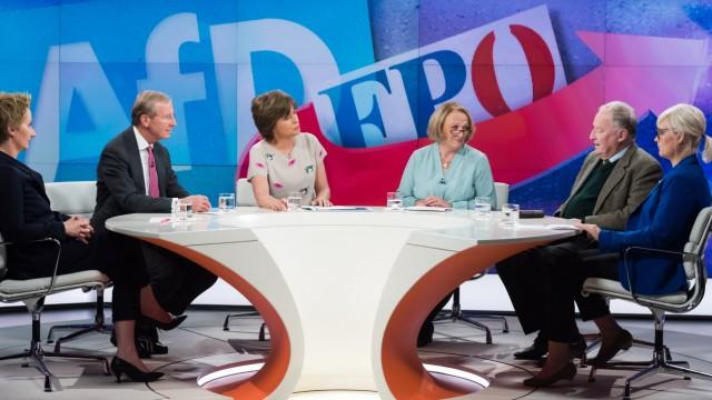 Maybrit Illner zu Österreich und Rechtspopulismus