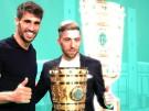 DFB-Pokal:Bayern vor Double - Premiere für Leipzig (Vorschaubild)