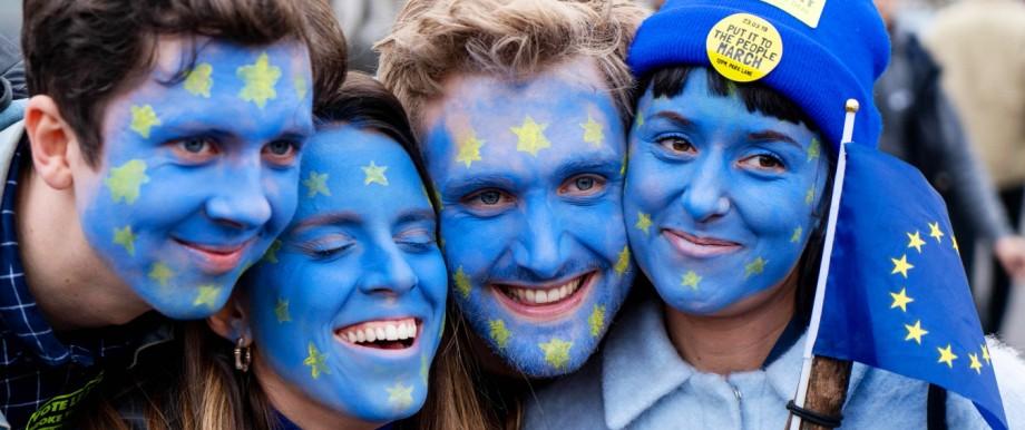 Politik Europäische Union Wahl zum Europäischen Parlament
