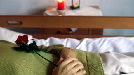 Sterbehilfe Gericht Komapatientin Wolfgang Putz; dpa
