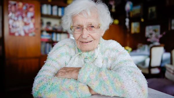 100-jährige Lisel Heise kandidiert für Stadtrat