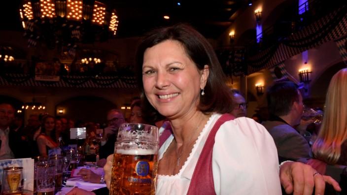 Wahl der 10. Bayerischen Bierkönigin - Finale