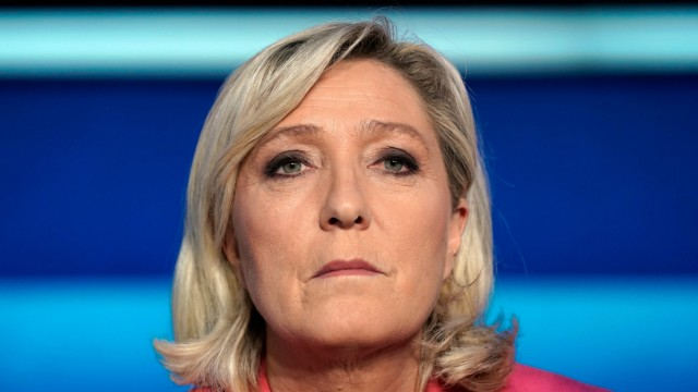 Marine Le Pen Marine Le Pen