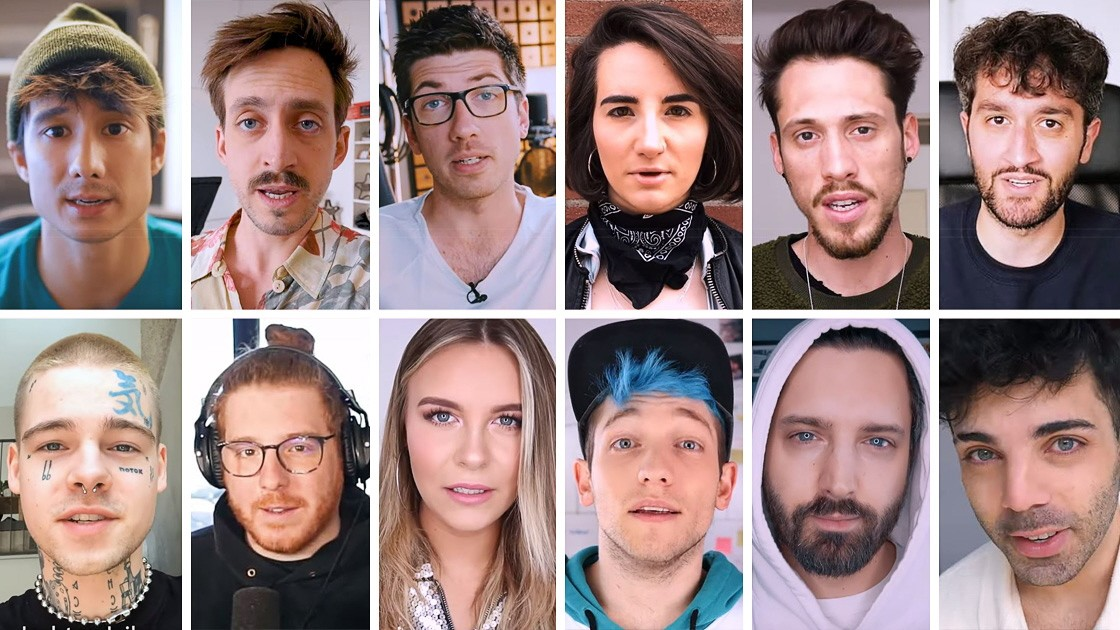 Nein zur CDU, nein zur SPD - 70 Youtuber stellen sich hinter Rezo
