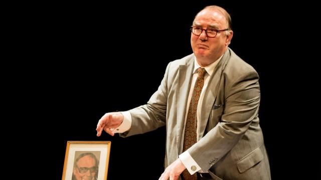 Schauspieler Udo Samel bei Heinz-Erhardt-Lesung in Wasserburg