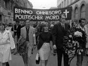 Ohnesorg; Berlin; Kurras; Studentenbewegung; 1968; AP