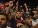 Iraker demonstrieren für Frieden (Vorschaubild)