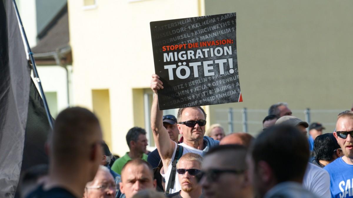 Rechtsextreme scheitern mit Eilantrag beim Verfassungsgericht