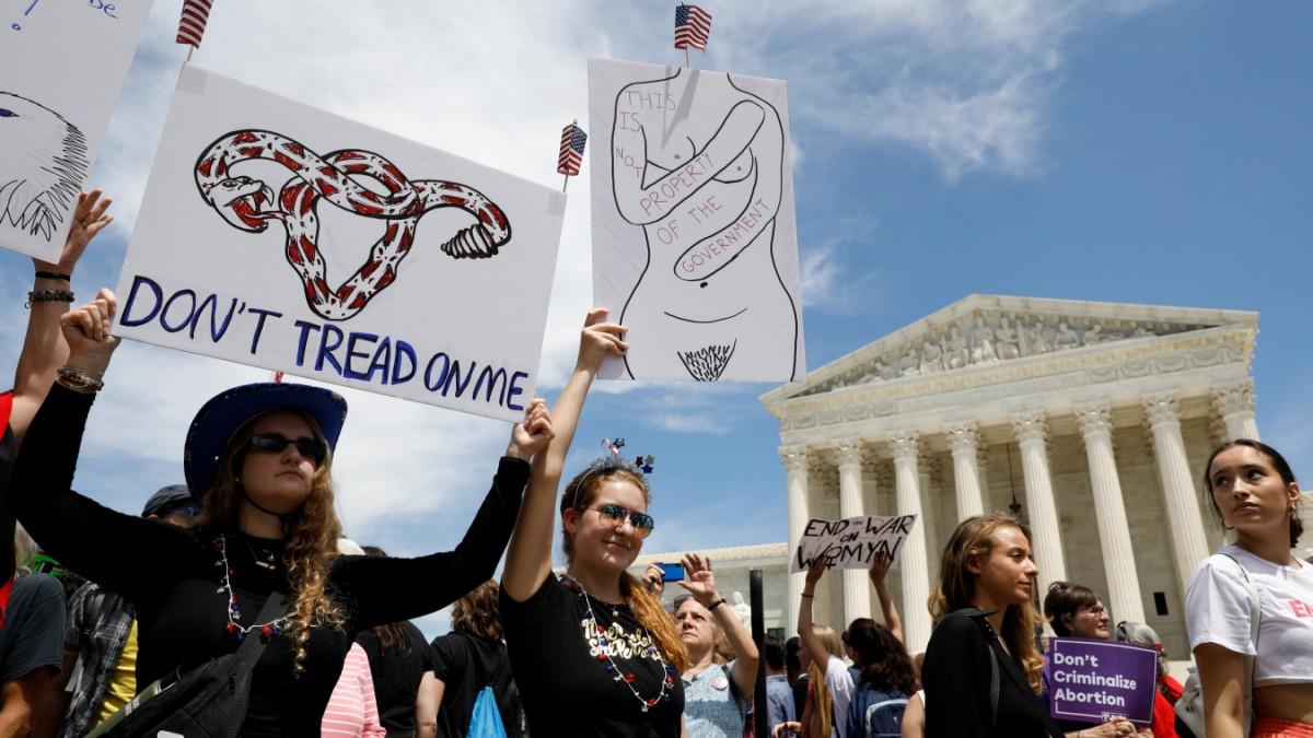Bundesrichter kippt Abtreibungsgesetz
