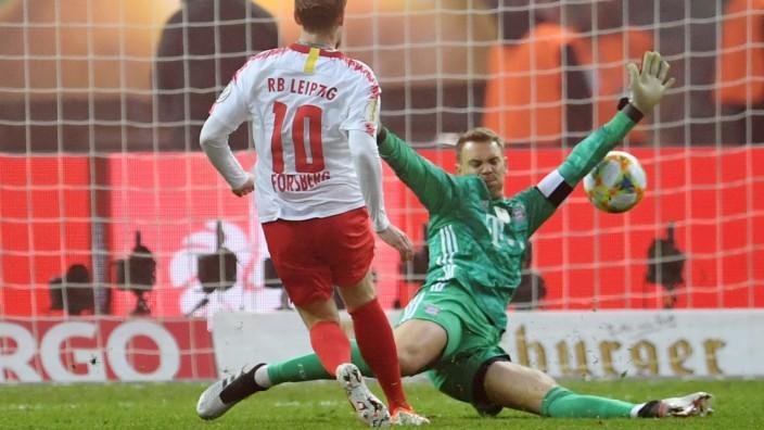 DFB Cup - Final - RB Leipzig v Bayern Munich