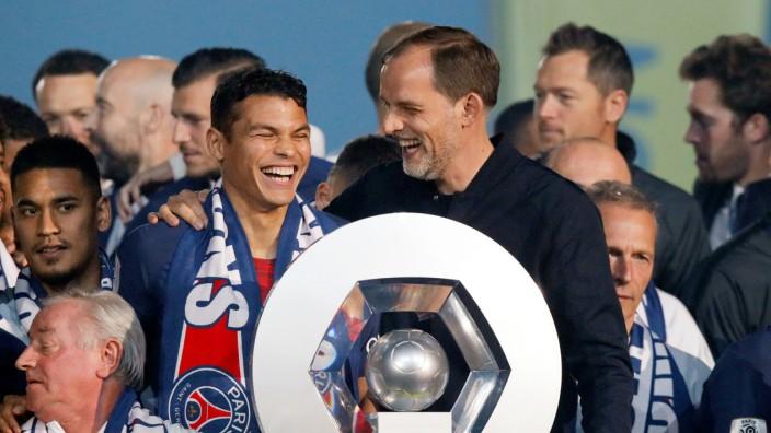 Ligue 1 - Paris St Germain v Dijon