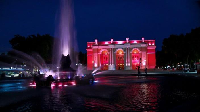 State Academic Bolshoi Theatre of Uzbekistan