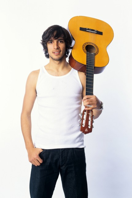 Roque Santa Cruz fotografiert am 01 09 1999 in München Fußball 1 Bundesliga FC Bayern München