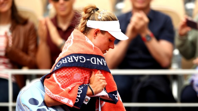 2019 French Open - Day One