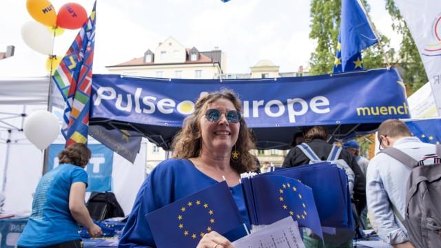Politik in München Feiern am Wahltag