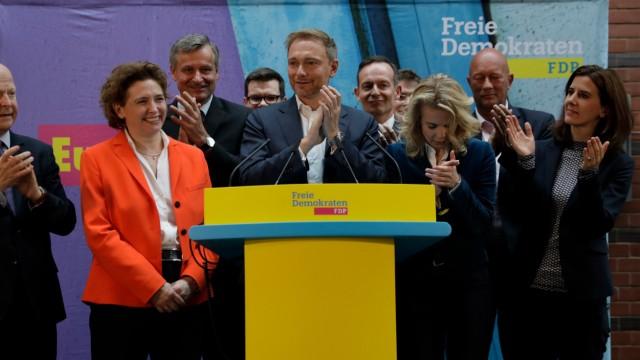 Europawahl - Berlin FDP