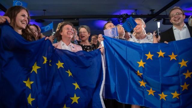Europawahl - CSU