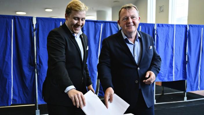 Europawahl - Dänemark